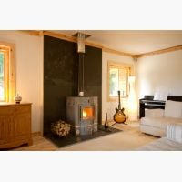 Medium Wood Burning Ecco Stove
