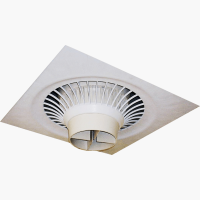 Airius Suspended Thermal Destratification Ceiling Fan
