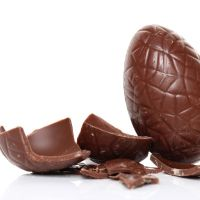 Ditch the chocolate and have a calorie free, energy saving Easter