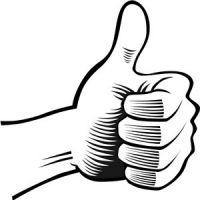 ItDoesTheJob.com Testimonial- Thumbs up
