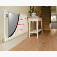 Radflek Radiator Reflector Panels Heat Dispersion Diagram