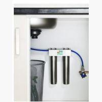 2000 Drinking Water Filter Installed Under A Sink