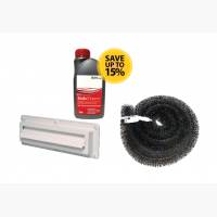 Starter kit for Spring - Endotherm, Ecoflap & Hedgehog Gutter Brush