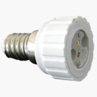 MR16 Bulb > E14 Fitting Lightbulb Adaptor