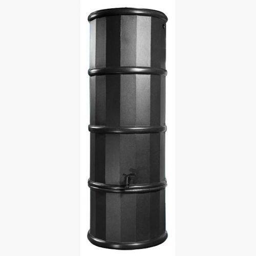 Black 110 Litre Rainwater Harvesting Tank
