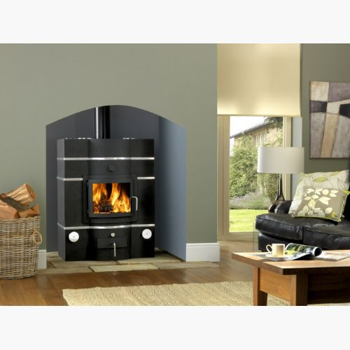 Large Wood Burning Ecco Stove
